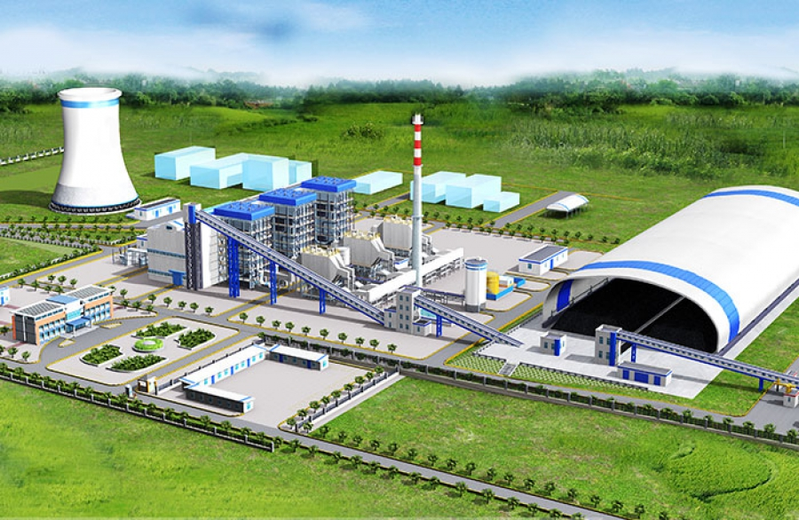 Yayu Nitrogenous Fertilizer Factory - Thermal Power Plant
