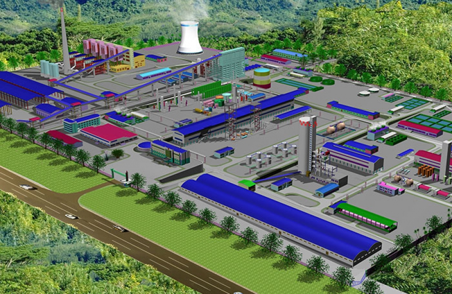 Yayu Nitrogenous Fertilizer Factory